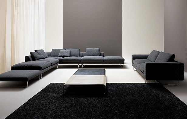 add look low sofa