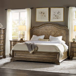 Solana King Panel Bed