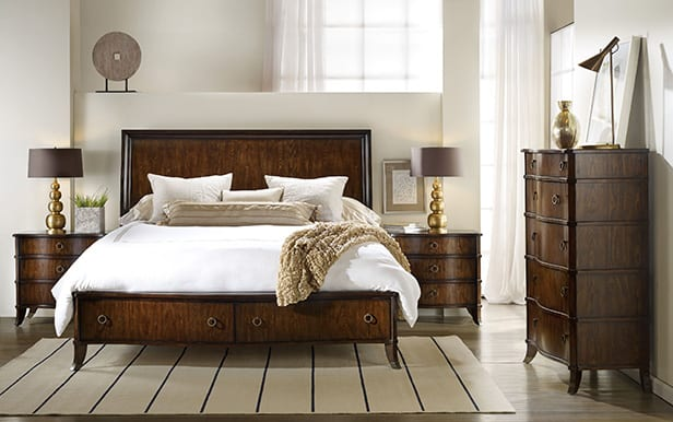 Dossier Full Bed Setting