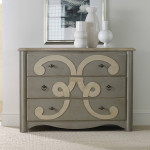 Classique Scroll Chest Setting