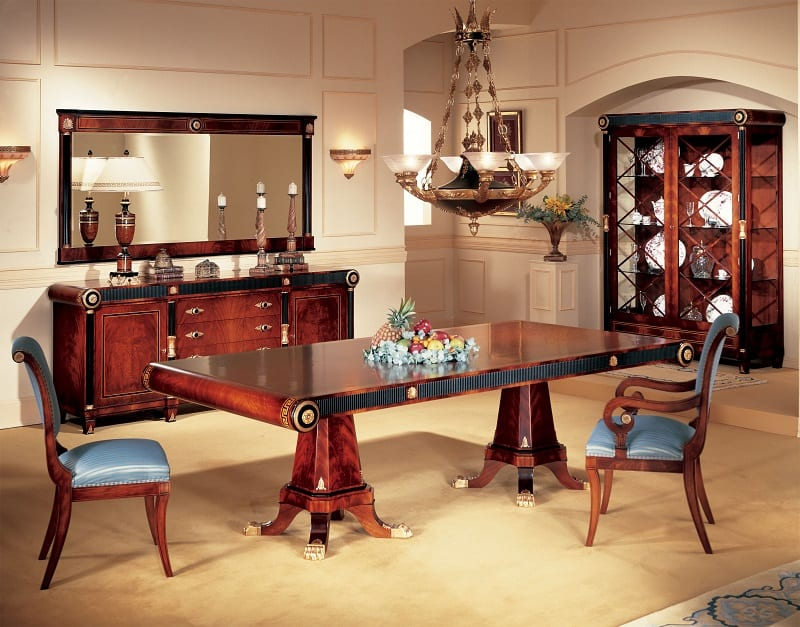 comedor georgia dining table