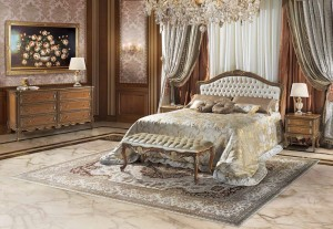 Traditional Bedroom Collection - Pacini