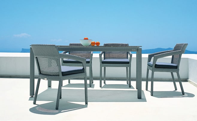 holmes outdoor dining set