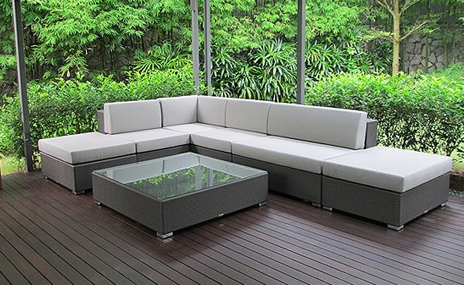 modulo outdoor sofa