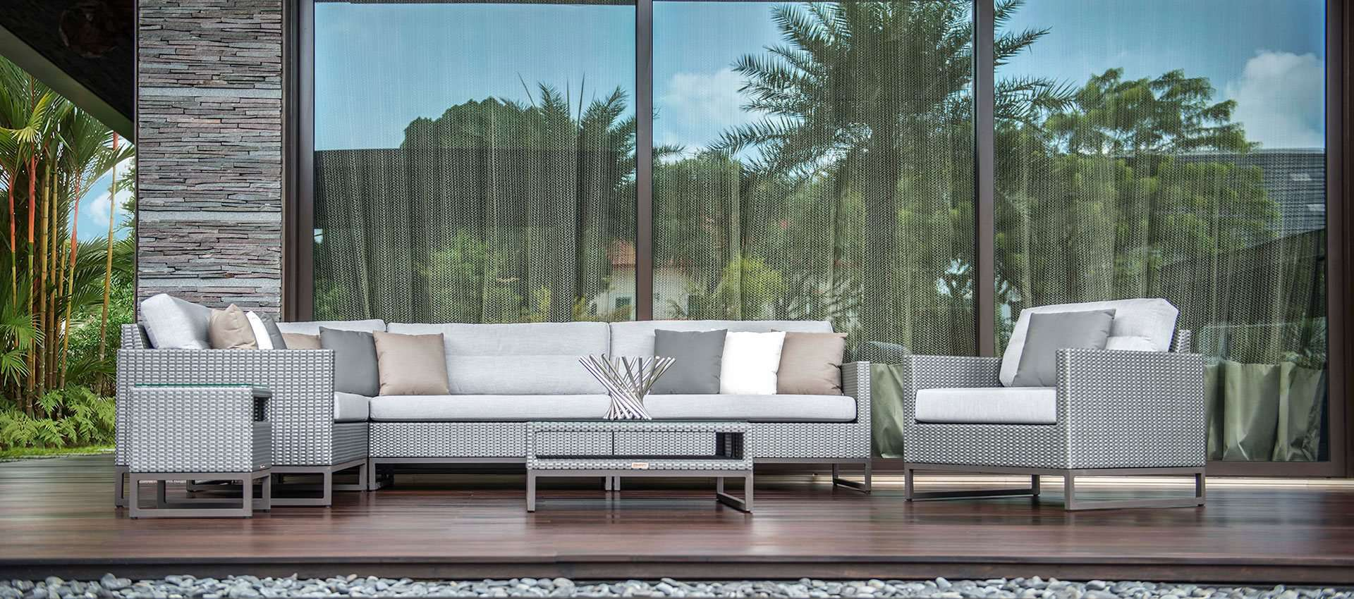 outdoor furniture mantra collection