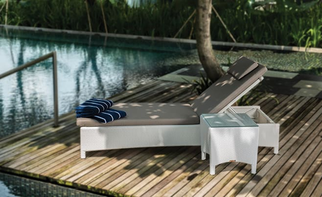 maximus outdoor lounge set
