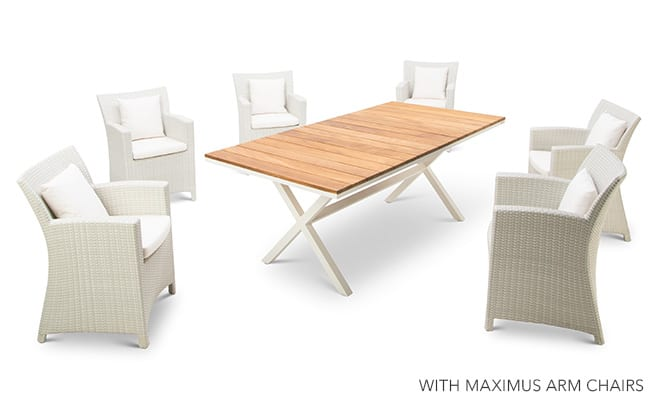 singapore outdoor furniture rubix collection