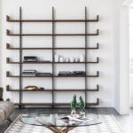 level bookcase