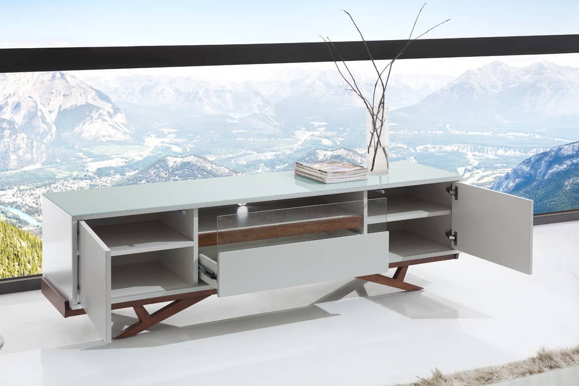 monte carlo tv unit