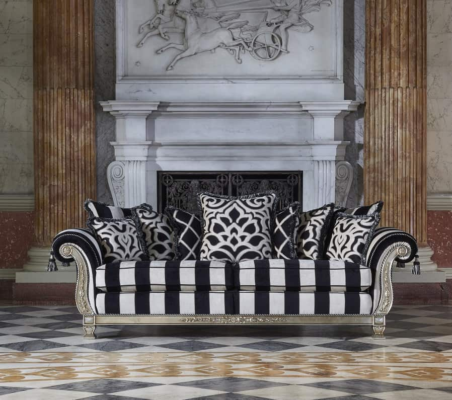 Medici Apartments: Classical Lounge Collection